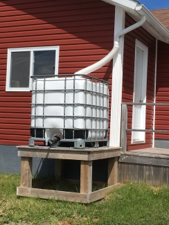 Rain Water Recovery Program